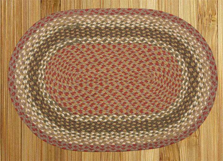 braided rag rug instructions