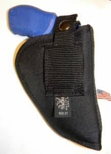 Taurus The Judge Public Defender Poly Tactical Nylon Belt