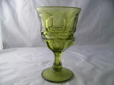 Fostoria Blue - Art Deco Glass