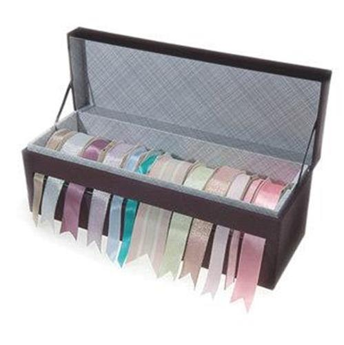 New martha stewart crafts ribbon seam binding organizer for Martha stewart craft organizer