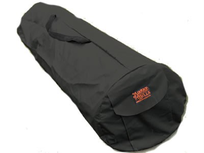 Burke-and-Wills-Double-Waterproof-PVC-Swag-Bag-Black