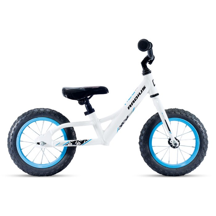 Radius-Neo-12-inch-Kids-Balance-Runner-Bike-Boys-Blue-Childrens-Bicycle-NEW