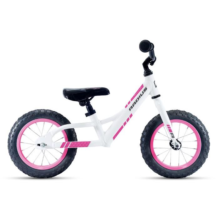 Radius-Neo-12-inch-Kids-Balance-Runner-Bike-Girls-Pink-Childrens-Bicycle-NEW