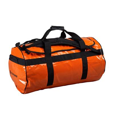Caribee-Kokoda-90L-Waterproof-Duffel-Bag-Backpack-Gear-Bag-Orange