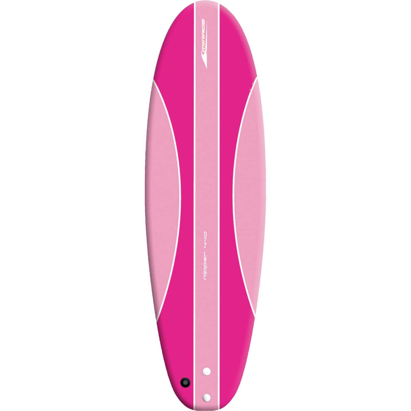 Mirage-Nipper-Kids-Foam-Surfboard-4-039-10-034-Pink