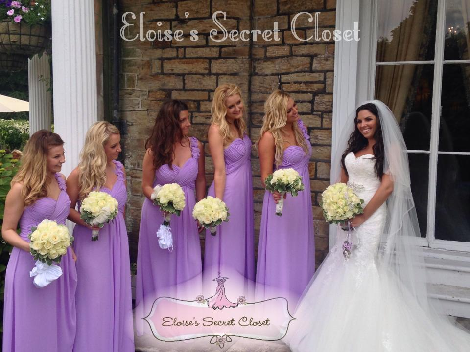 Purple Bridesmaids Dresses Ireland – fashion dresses