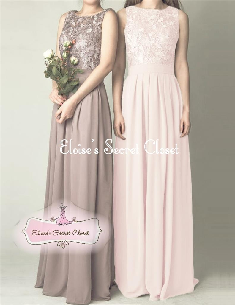 blush chiffon bridesmaid dresses uk bridesmaid dresses