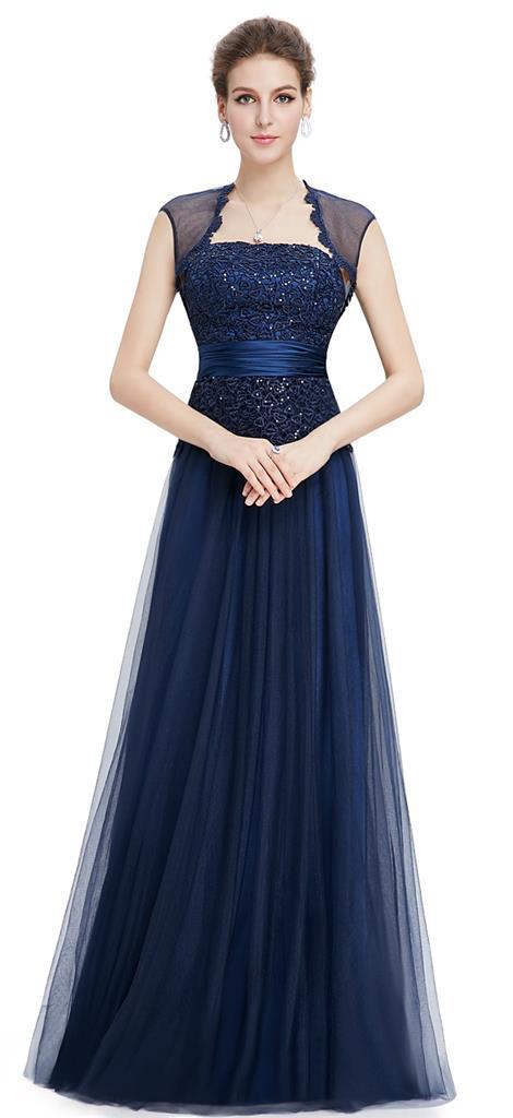 Prom Dress with Shrug