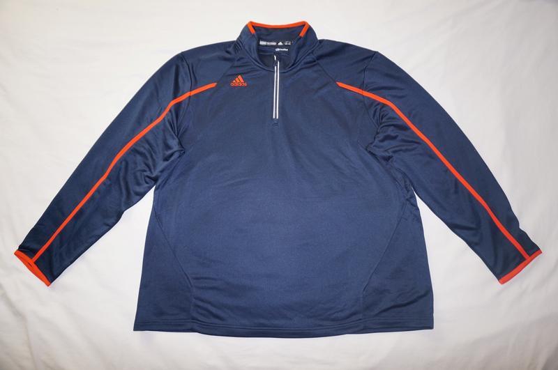 Adidas Uomo climalite allenatori 1 / 4 la performance pullover giacca ebay
