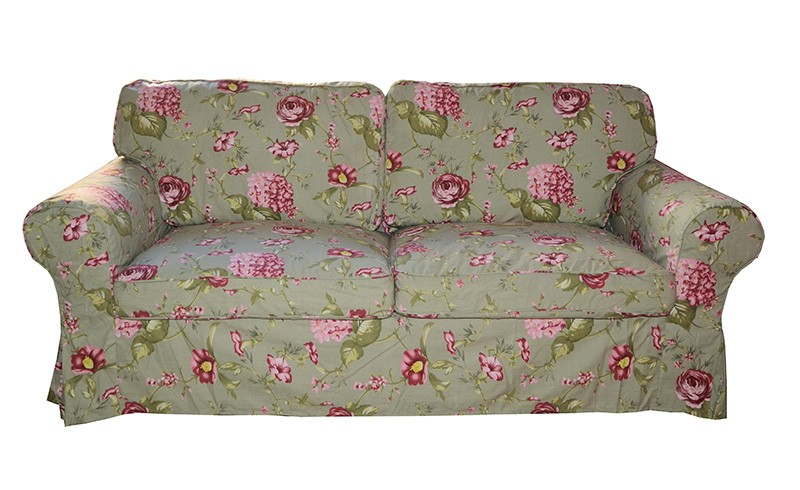 Sofabezug ikea ektorp 2er schlafsofa ebay for Schlafsofa 2er