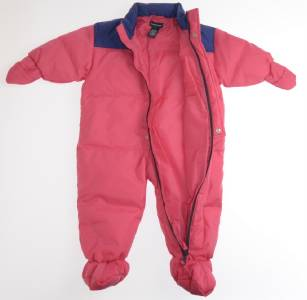 One tip I have is to buy snowsuits as big as possible without being ridiculous. We got 2 years per kid (2 kids so 4 years) out of a 18 month size snowsuit from MEC and our second snowsuit from MEC which is a size 3 was worn for years by my eldest and I'm hopeful to get another two with my son.