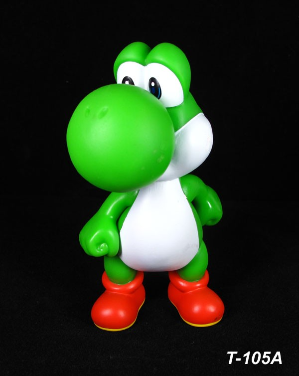 Nintendo Game Super Mario Bro Yoshi Action Figure Toy