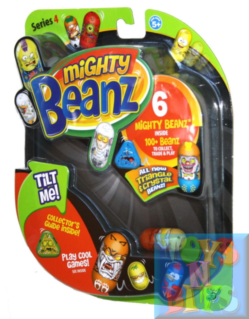 mighty beanz beans series 4 6 pack triangle crystal ebay. Black Bedroom Furniture Sets. Home Design Ideas