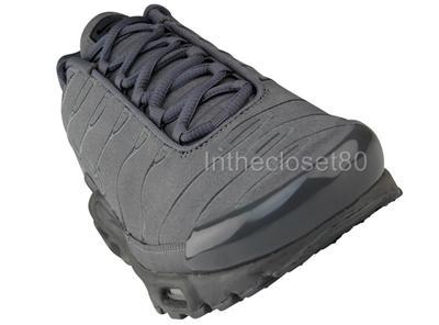 nike air max plus tn black leather