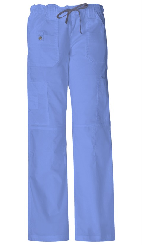 NWT-Dickies-Medical-YOUtility-Junior-Fit-CARGO-Nurse-Scrub-Pant-857455-ALL-SIZES
