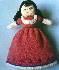Knitting Pattern For Upside Down Doll : FREE TOPSY-TURVY DOLL PATTERNS NEW PATTERNS