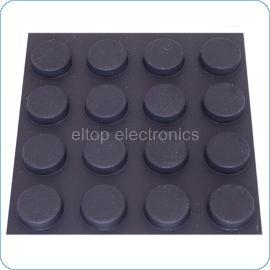 Round Feet 11.5 x 3mm and 13 x 3.6mm