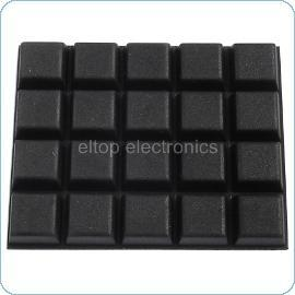 Square Feet 12.5 x 12.5 x 5.7mm and 20 x 20 x 8mm