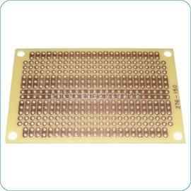 IC Board 72 x 47mm Copper side