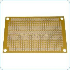 IC Board 72 x 47mm Components side