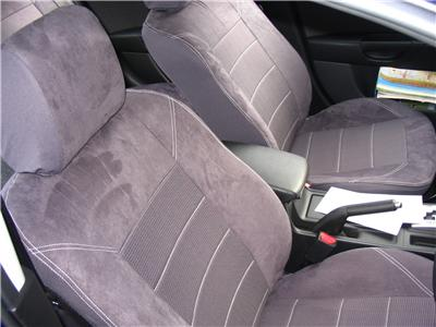 kia carnival car seat covers 2006on front middle rear ebay. Black Bedroom Furniture Sets. Home Design Ideas