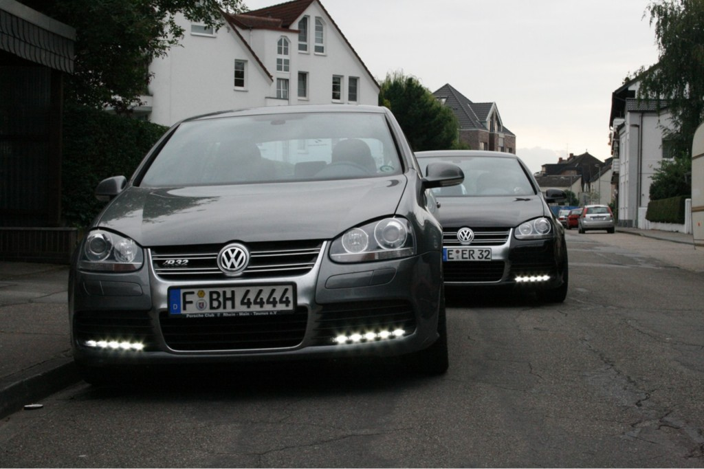 How Do You Feel About Led Foglights Vw Gti Forum Vw