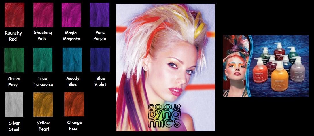 Affinage Colour Dynamics Semi Permanent Hair Dye 250ml