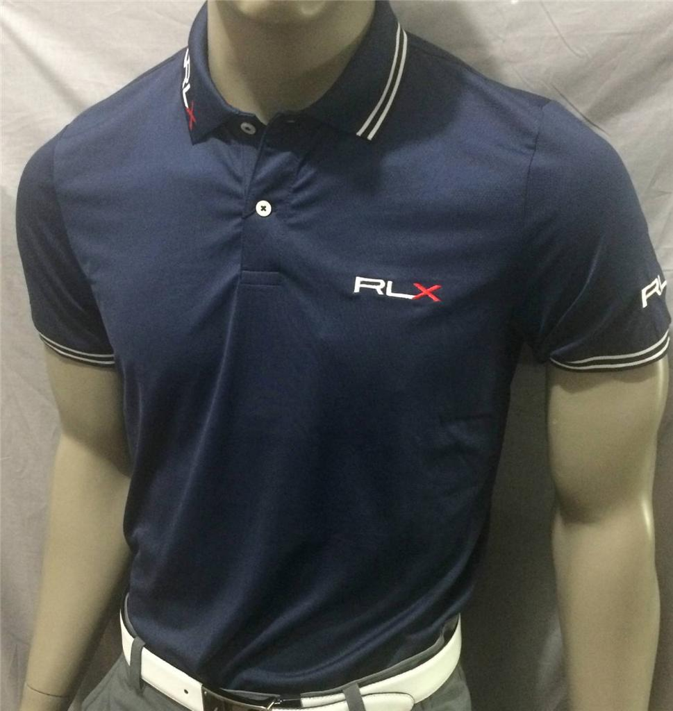 Rlx ld 2014 l ralph lauren rlx custom luke tour logo for Luke donald polo shirts
