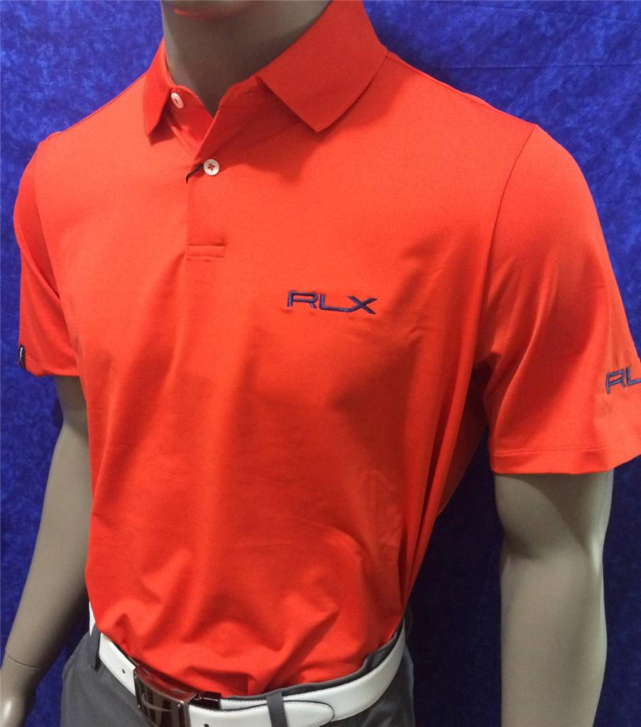 ralph lauren polo shirts on sale for men rlx polo shirts