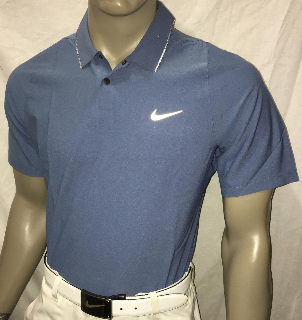2016-Nike-TW-Velocity-Max-Woven-Solid-Golf-Polo-Shirt-95-616-404
