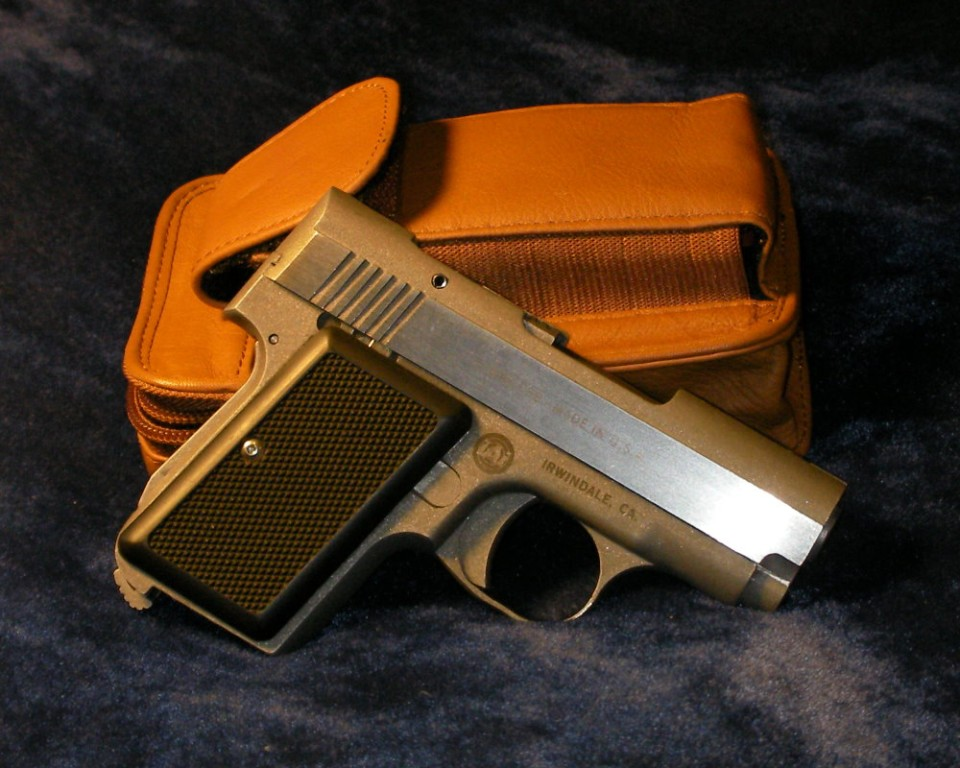 BeltConceal Pocket Pistol Holsters