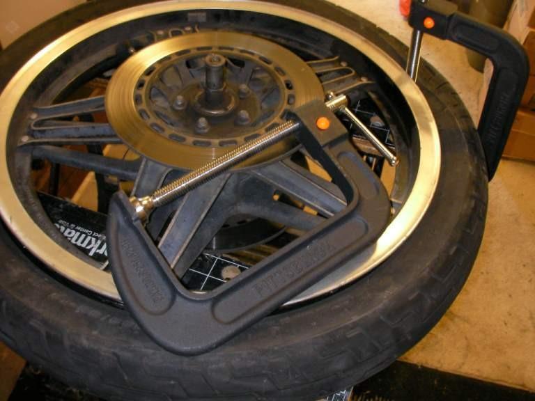 CX500C Tire Replacement a DIY job? - Honda CX500 & GL500 Forum