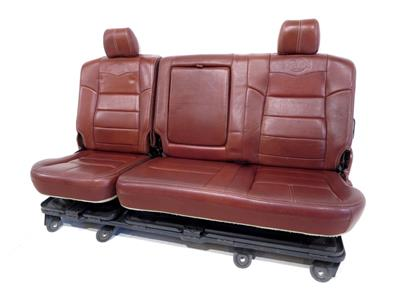 Replacement Ford Super Duty F250 F350 Oem King Ranch Rear Seat 2008 2009 2010 | Stock # 8397i