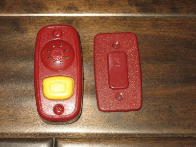 New little tikes magic doorbell playhouse replacement part for Little tikes spare parts