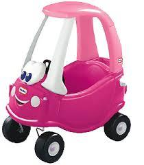 New little tikes princess cozy coupe car truck door latch for Little tikes spare parts