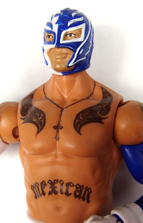 WWE Wrestling Rey Mysterio 619 Wrestle Action Figure Kids Toy New