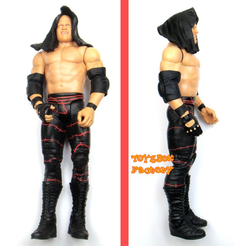 Wwe Action Figures Kane: WWE Kane W/ Scarf The Big Red Machine Wrestling Action