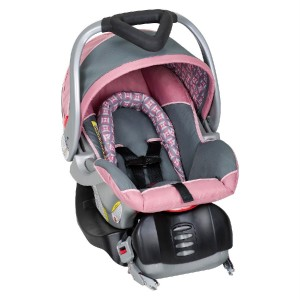 new baby trend encore travel system stroller car seat giselle girls pink ts25999 ebay. Black Bedroom Furniture Sets. Home Design Ideas