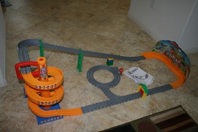 take along thomas sodor carnival instructions