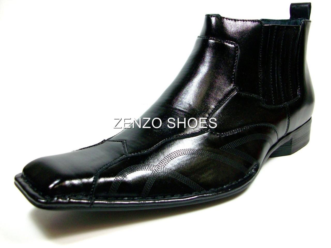 d aldo mens italian style dress casual boots shoes nib ebay