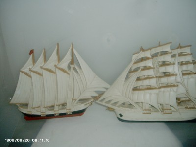 Pair-Burwood-Products-Plastic-Marine-Wall-Plaques