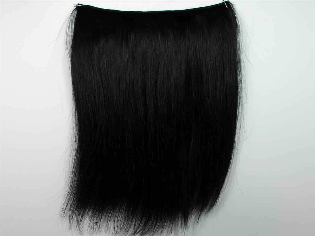Halo One Piece Human Hair Extensions 43