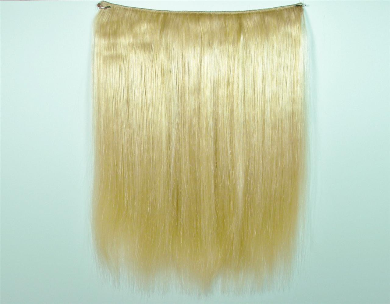 Halo One Piece Human Hair Extensions 50