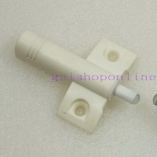 5 10 20 Kitchen Cabinet Door Drawer Buffers Damper Soft Quiet Close Closer Screw
