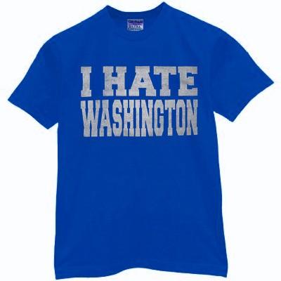 Dallas Vintage Clothing on Hate Washington T Shirt Cowboys Jersey