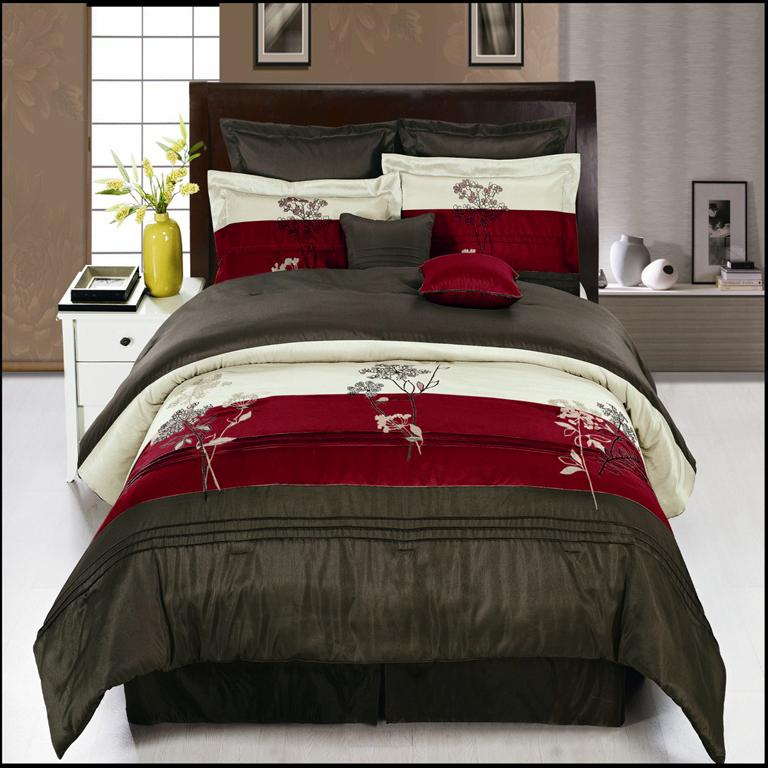 Portland Style 7 Piece Polyester Comforter Sets Matching Curtains Available Ebay