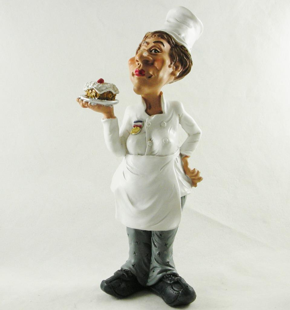 Female Figurine Cake Topper