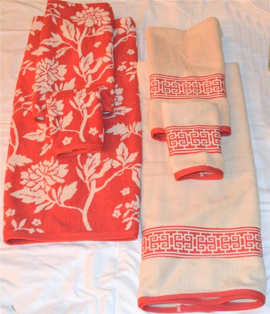 Red Towels Bathroom: RALPH-LAUREN-Villa-Camelia-Paprika-Red-BATH-TOWEL-HAND