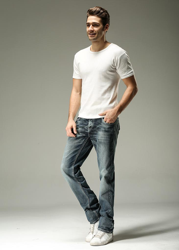 NEW MENS FOXJEANS DENIM MEN/'S BLUE JEANS SIZE 32 34,36,38,40,42,44