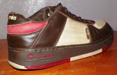 akademiks sport athletic casual mens leather shoes oxfords